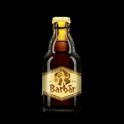 Bière belge blonde BARBAR, 8°, 33cl