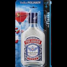 Vodka POLIAKOV, 37,5°, 20cl