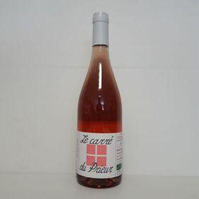 Côte Roannaise vin rosé sec PALAIS bouteille 75cl