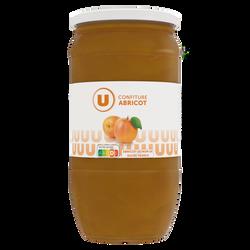 Confiture d'abricot U, 1kg