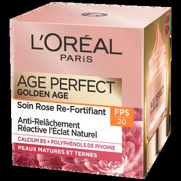 L'Oréal Soin Jour Age Pergect Golden Age Fps20 L'oreal Paris, 50ml