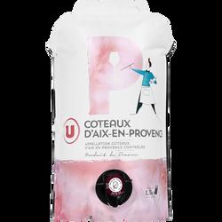 Coteaux d'Aix en Provence AOP rosé U 1,5l