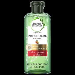 Shampooing aloe et mangue HERBAL ESSENCES, 225ml