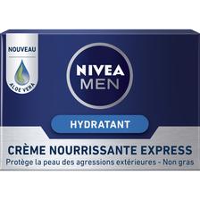 Nivea Crème Hydratante Express Originals  Pot De 50ml
