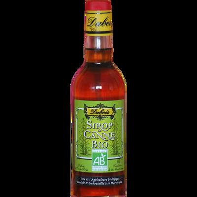 Sirop de canne bio DUBOIS, bouteille de 50cl