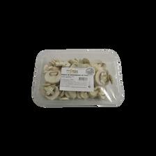 Emincé de champignons, barquette, 250g