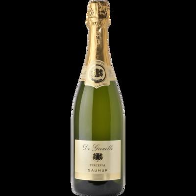 """Vin demi-sec Saumur """"PERCEVAL DE GRENELLE"""", bouteille de 75cl"""