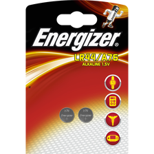 Energizer Piles , Mini, Lr44/a76, 2 Unités