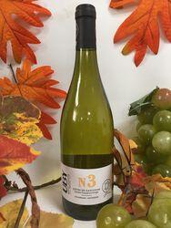 IGP Côtes de Gascogne - Domaine Uby - N°3 - Blanc sec