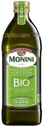 Huile d'olive vierge extra bio MONINI, bouteille de 75cl
