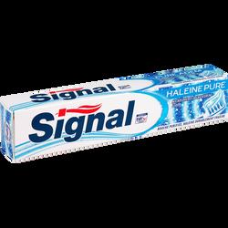 Dentifrice haleine pure SIGNAL, tube 75ml