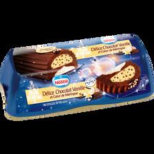 Bûche chocolat meringue NESTLE, 540g