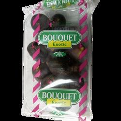 Figue fraiche noire, calibre 12/16 fruits, Espagne, barquette 500g