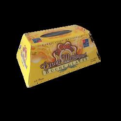 Bûche glacé citron meringuée LES CIGALINES, 750ml