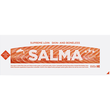 Suprême de saumon frais, Salmo salar, élevé en Norvège, barquette 300g 300 g
