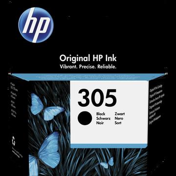 Hewlett Packard Cartouche Encre Hp Noir N°305 -