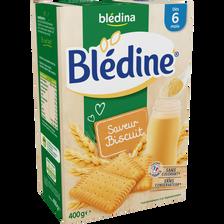 Blédine Biscuit dès 6 mois BLEDINA, 400g