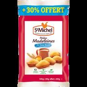 St Michel Madeleines Coquilles Oeufs Plein Air St Michel 500g+30% Offert