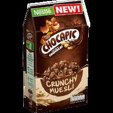 Céréales CHOCAPIC, crunchy muesli 420g