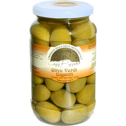 Olives vertes géantes CASA BRUNA, 310g