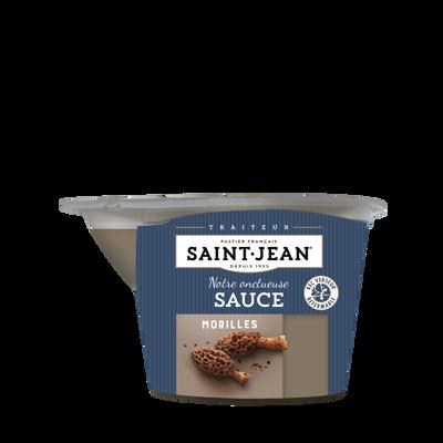 Sauce morilles SAINT JEAN, 200g