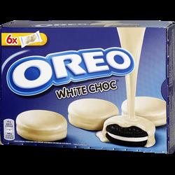 OREO enrobé de chocolat blanc, paquet de 246g