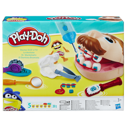 Play Doh - Le dentiste - Dès 3 ans