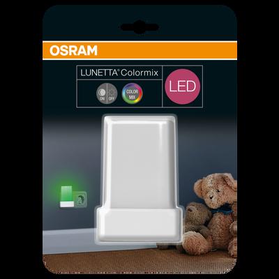 LED OSRAM NIGHT LUX VEILLEUSE PRISE ARGENT