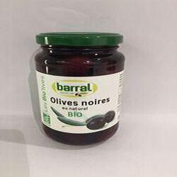 OLives Noires au naturel BIO BARRAL