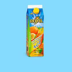 Nectar orange-passion A+C+E, ROYAL, brique de 1L