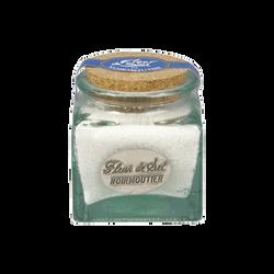 Fleur de sel marin l'île de NOIRMOUTIER, bocal de 300g