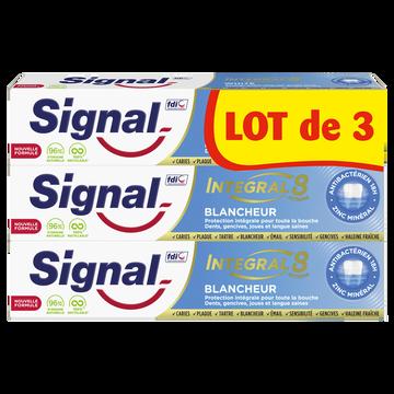 Signal Signal Dentifrice Integral 8 Blancheur 75ml