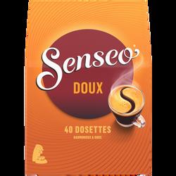Café Dosettes SENSEO Doux x40