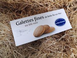 GALETTES DE BLE NOIR LA BIEN NOMMEE x15
