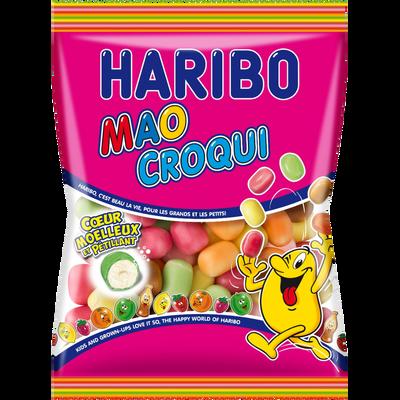 Bonbons Mao Croqui HARIBO, 250g