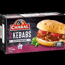 Kebab Micro One CHARAL, 2x250g