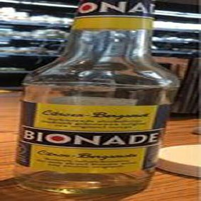BIONADE CITRON BERGAMOTE 33CL