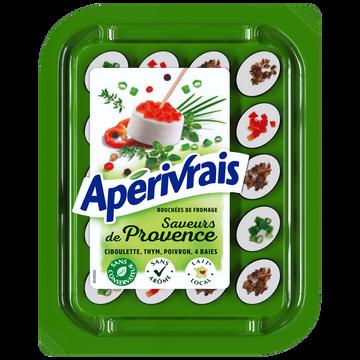 Apérivrais Fromage Pasteurisé Saveurs Provençales Aperivrais, 31%mg, 100g