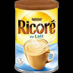 Café au lait instantané RICORE Nestlé, boîte de 400g
