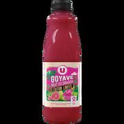 Dragon Nectar Goyave Fruits Du Dragon U, Bouteille En Plastique De 1l, Édition Limitée