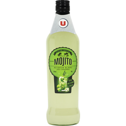 Cocktail Mojito U, 15°, 70cl