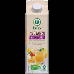 Nectar multifruits U BIO, 1l