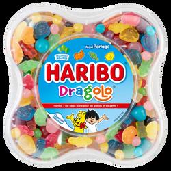 Assortiment de bonbons Dragolo HARIBO, 750g