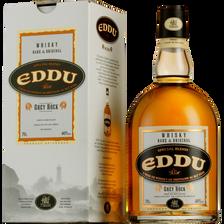 Whisky Eddu Grey Rock Distillerie Menhirs, 40°, bouteille de 70cl