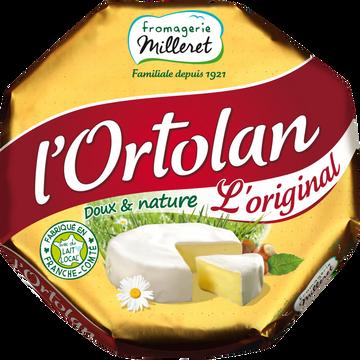 Paysange Fromage Au Lait Pasteurisé L'ortolan Fromagerie Milleret 29%mg 250g