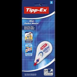 Ruban correcteur TIPP EX Mini Pocket Mouse, 5mmx6m