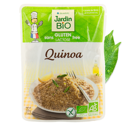 Quinoa sans gluten JARDIN BIO 220g