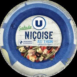 Salade niçoise au thon U,  bol de 250g