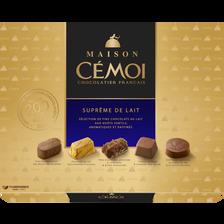 Cémoi Chocolat Maison Suprême De Lait , Boite De 400g
