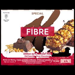 Barres céréales au chocolat au lait Spécial K KELLOGG'S, 6x20g